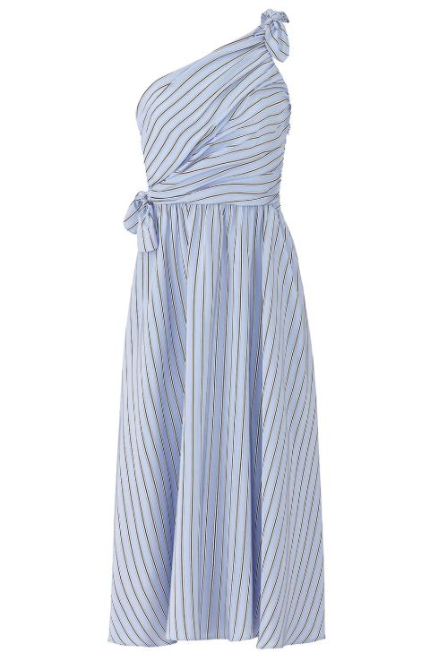 ALC-StripedCabreraDress